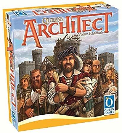 Queen Games Queen's Architect