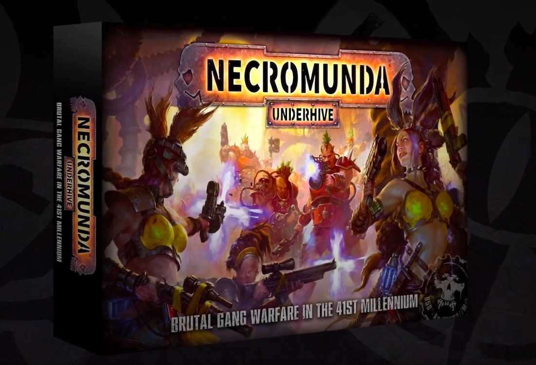 Games Workshop Necromunda