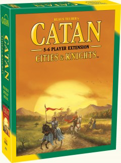 Catan Studio Catan: Cities & Knights 5-6 Player Expansion