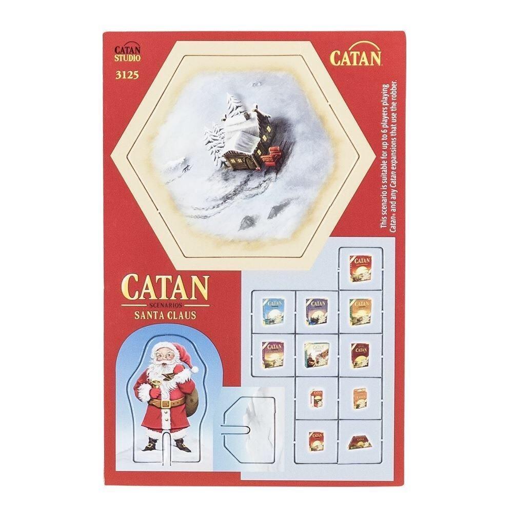 Catan Studio Catan: Santa Claus Scenario