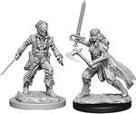 Wizkids D&D Nolzurs Miniature: Vampire Hunter