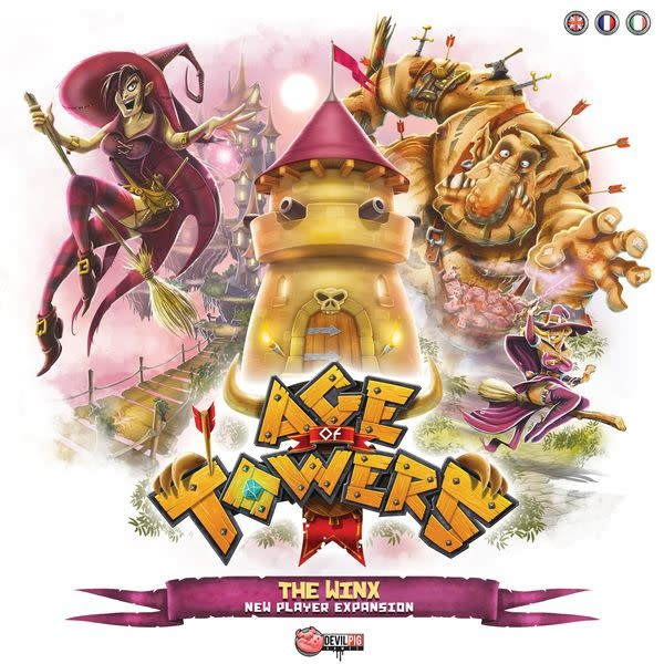 Devil Pig Games Age Of Towers: The Winx