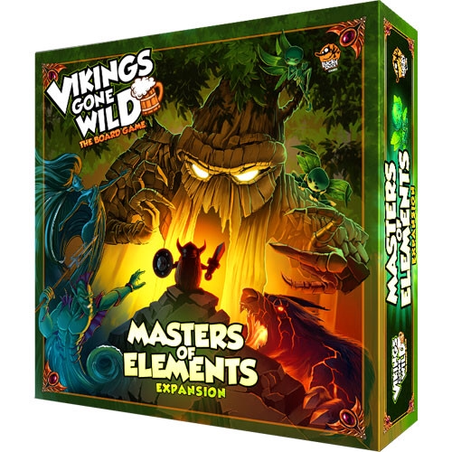 Lucky Duck Vikings Gone Wild: Masters of Elements