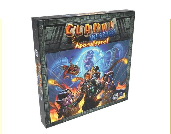 Renegade Clank! In Space: Apocalypse