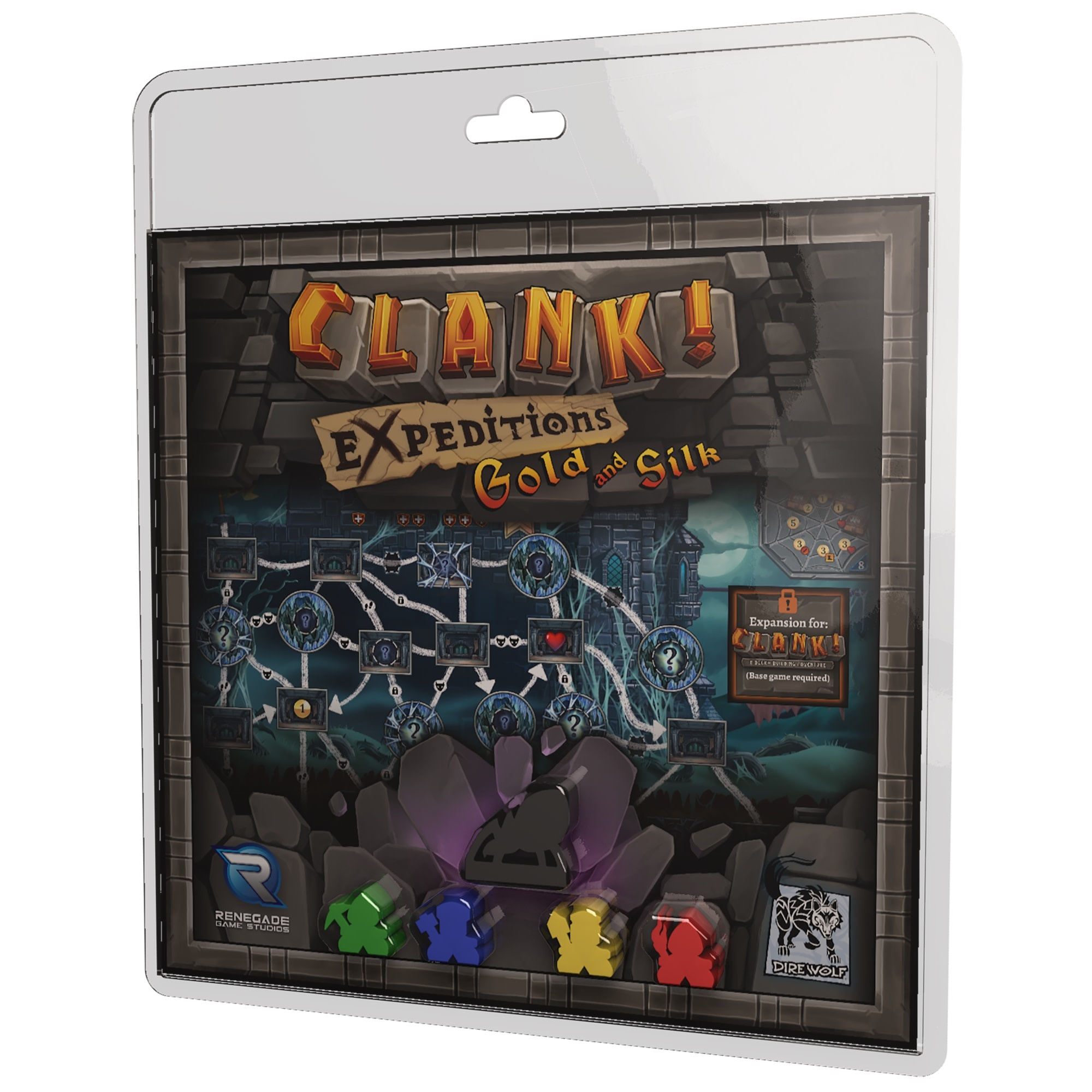 Renegade Clank! : Expeditions Gold and Silk