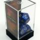 Cubicle seven The One Ring RPG: Dice, blue & white