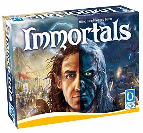 Queen Games Immortals