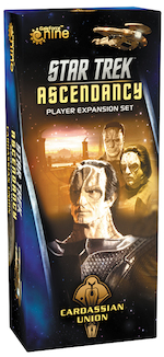 Gale Force Nine Star Trek Ascendancy: Cardassian Union exp