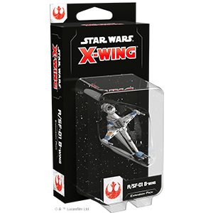 Fantasy Flight Star Wars X-Wing: A/SF-01 B-Wing