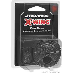Fantasy Flight Star Wars X-Wing: First Order Maneuver Dial