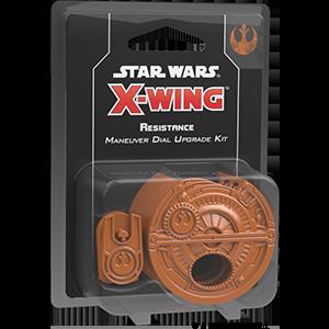 Fantasy Flight Star Wars X-Wing: Resistance Maneuver Dial