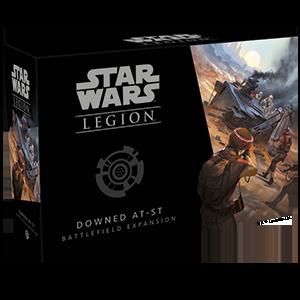 Fantasy Flight Star Wars Legion: Downed AT-ST