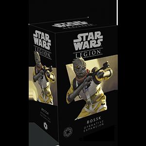 Fantasy Flight Star Wars Legion: Bossk