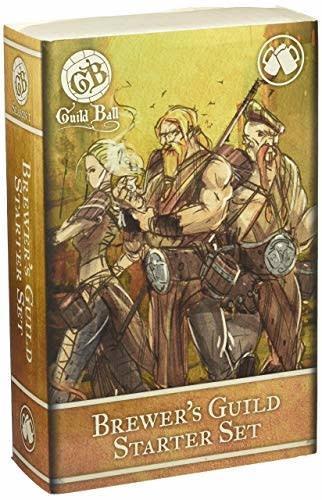 Steamforged GuildBall: Brewer's Guild Starter Set