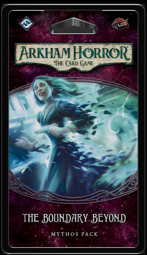 Fantasy Flight Arkham Horror LCG: Boundary Beyond