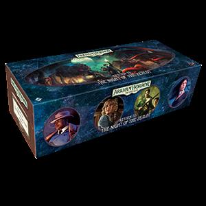 Fantasy Flight Arkham Horror LCG: Return to the Night of the Zealot