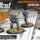 Modiphius Fallout Wasteland Warfare: Brotherhood of Steel- Frontline Knights