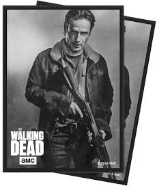 Ultra Pro Ultra pro Sleves: The Walking Dead- Rick (50) 66x91mm