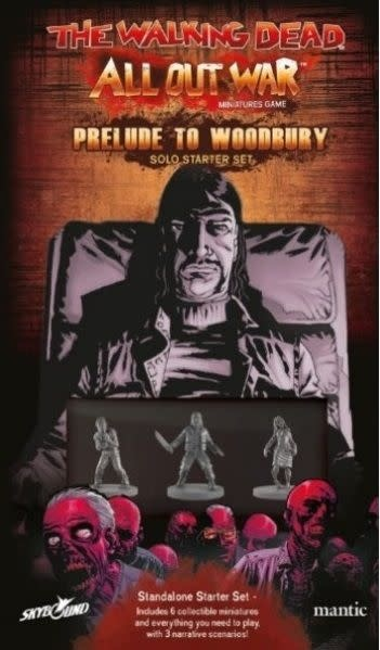 Mantic The Walking Dead All Out War: Prelude to Woodbury