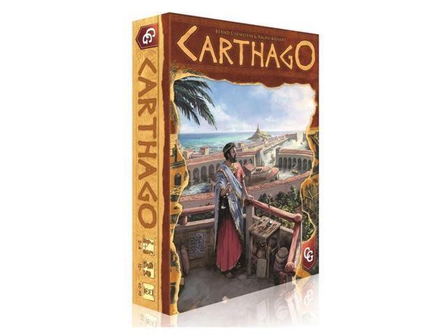 Capstone games Carthago