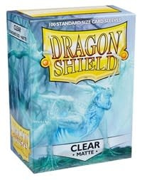 Arcane Tinmen Copy of Dragon Shields: (100) Matte Pink
