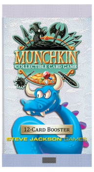Steve Jackson Munchkin CCG: Boosters