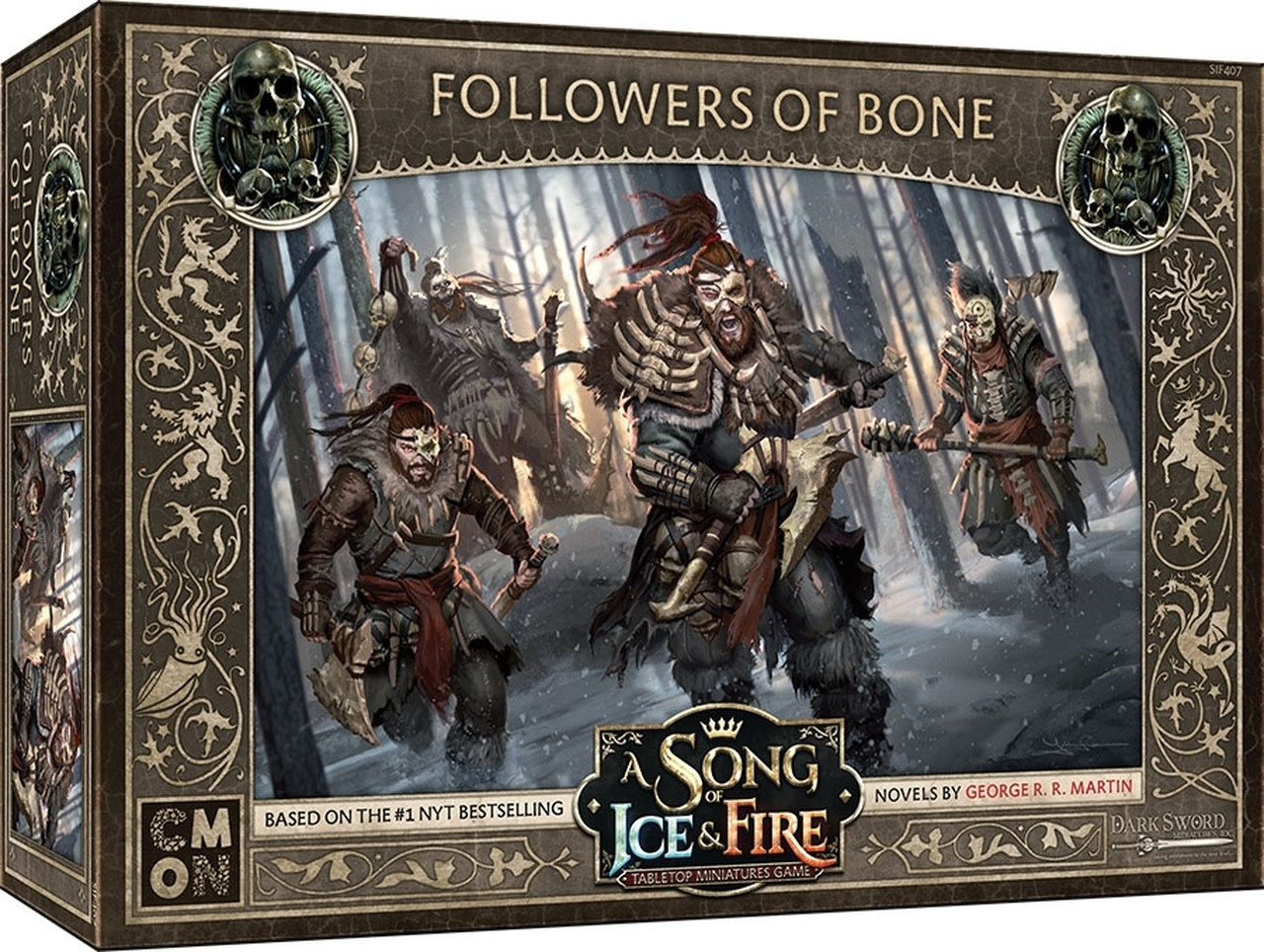 CMON A Song of Ice & Fire: Followers of Bone