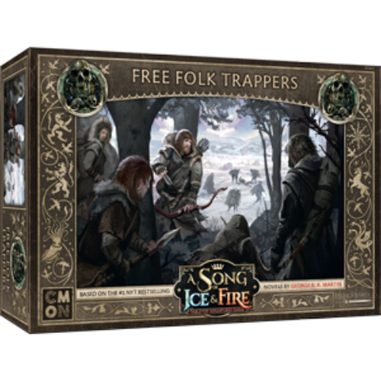 CMON A Song of Ice & Fire: Free Folk Trappers