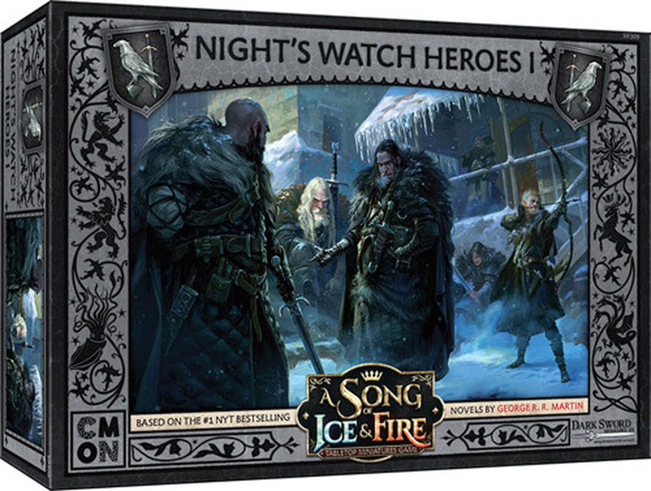 CMON A Song of Ice & Fire: Night's Watch Heroes I