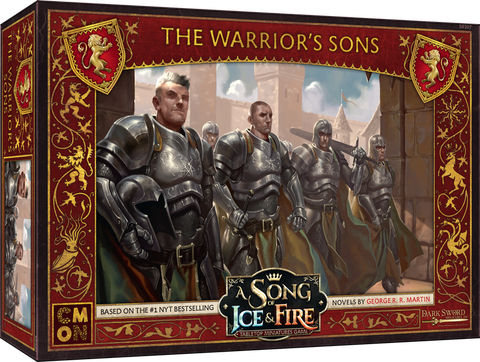 CMON A Song of Ice & Fire: The Warrior's Sons