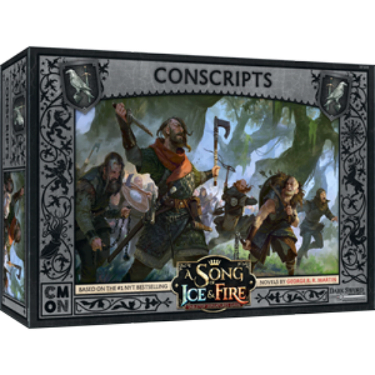 CMON A Song of Ice & Fire: Nights Watch Conscripts