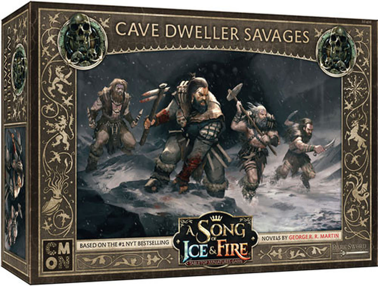 CMON A Song of Ice & Fire: Free Folk Cave Dweller Savages