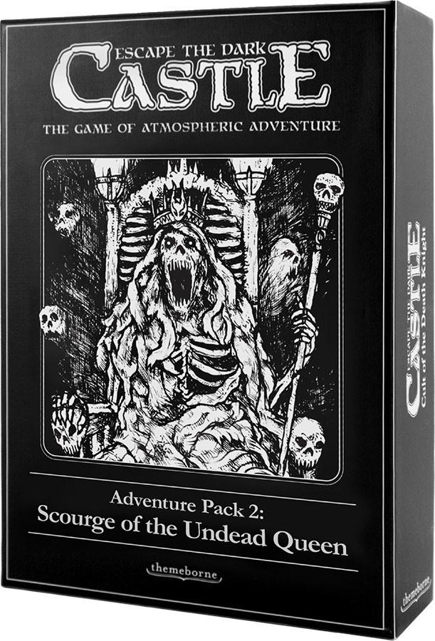 Themeborne Escape the Dark Castle: Scourge of the Undead Queen