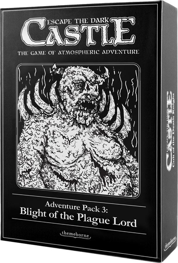 Themeborne Escape the Dark Castle: Blight of the Plague Lord