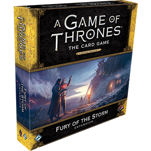 Fantasy Flight A Game of Thrones LCG: Fury of the storm