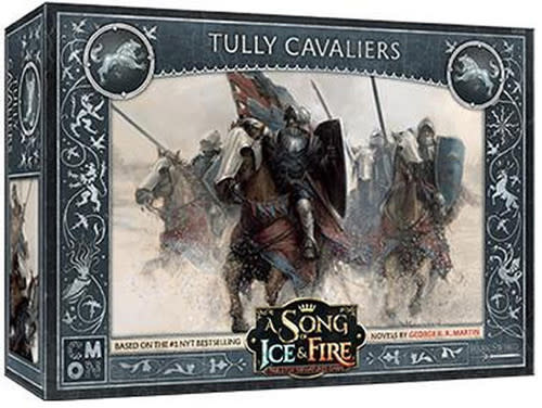 CMON A Song of Ice & Fire: Stark Tully Cavaliers
