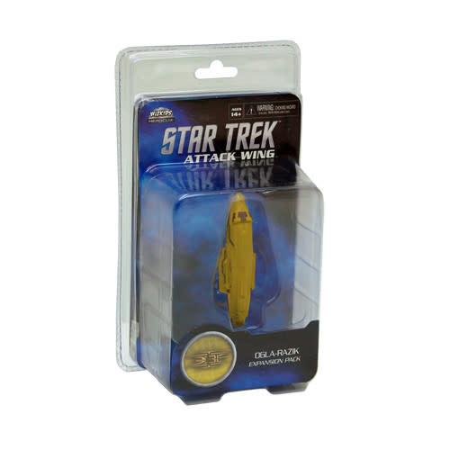 Wizkids Star Trek Attack Wing: Ogla-Razik Expansion Pack