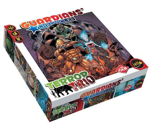 Iello Guardians Chronicles: Terror Trio