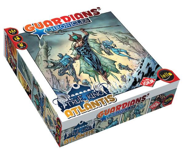 Iello Guardians Chronicles: True King of Atlantis