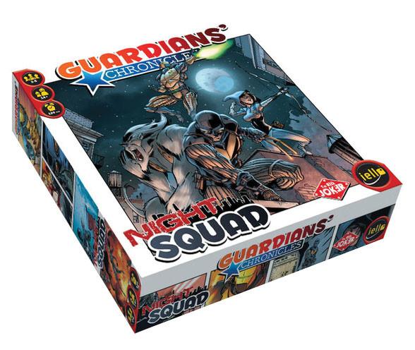 Iello Guardians Chronicles: Night Squad