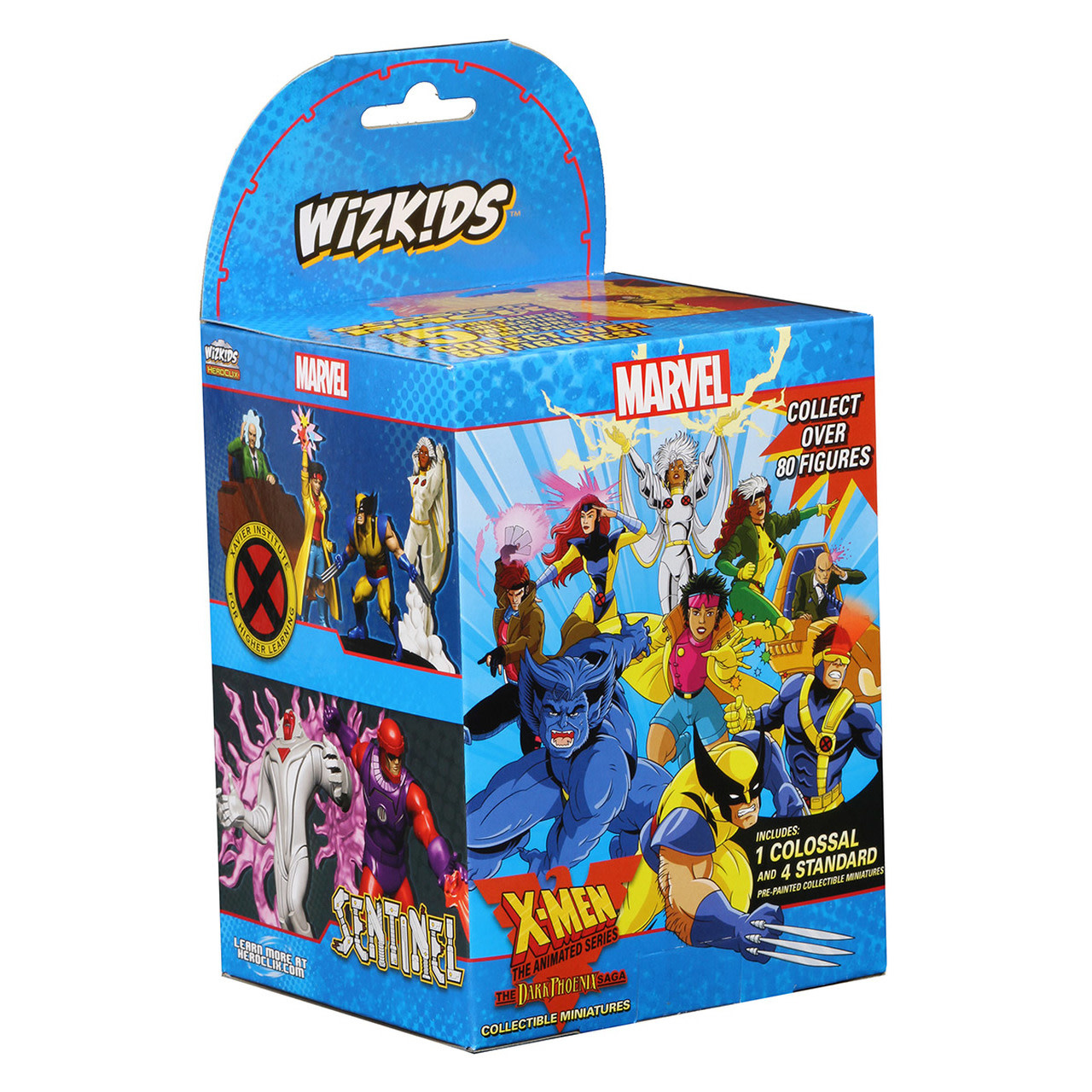 Wizkids Marvel Heroclix: X-men Animated, The Dark Phoenix Saga Booster