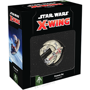 Fantasy Flight Star Wars X-wing: Punishing One