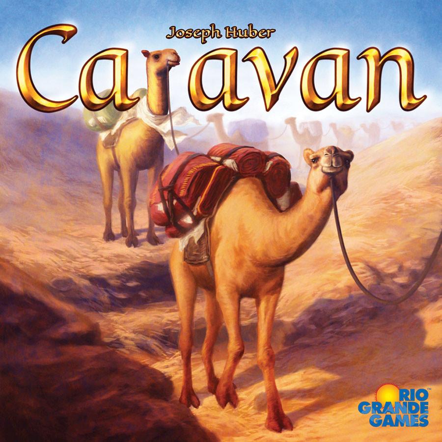 Rio Grande games Caravan