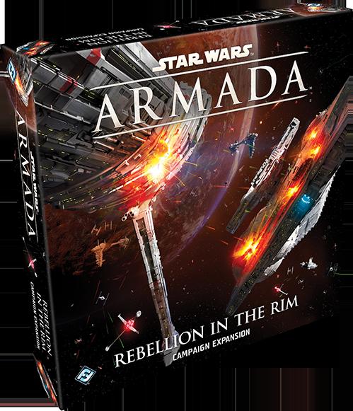 Fantasy Flight Star Wars Armada: Rebellion in the Rim Campaign Expansion