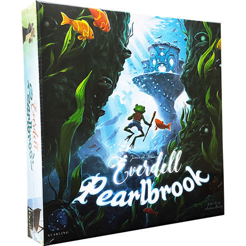 Game Salute Everdell: Pearlbrook