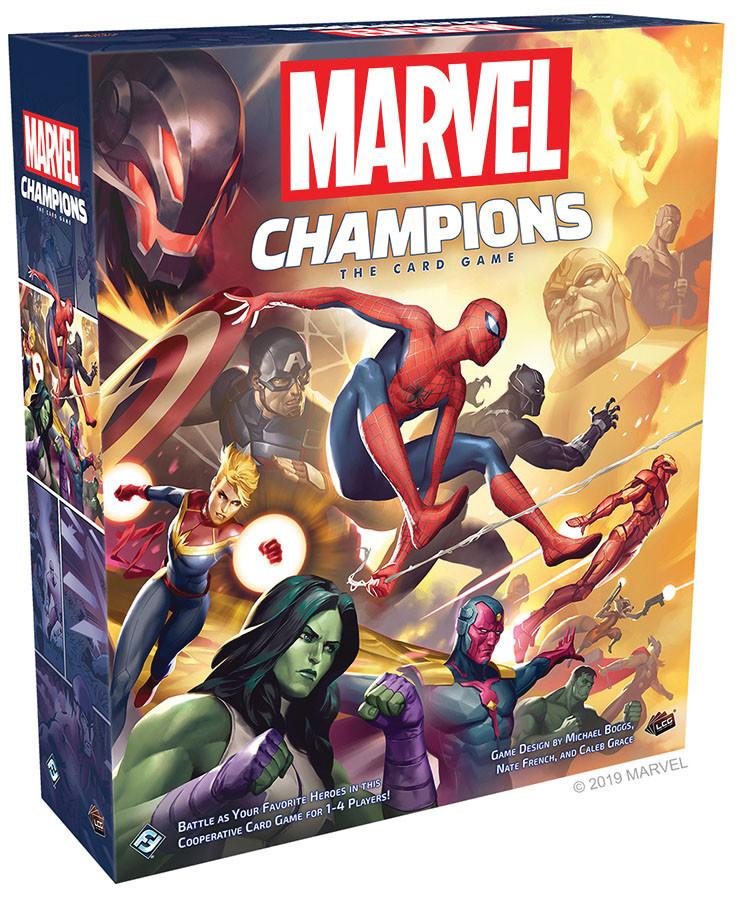 Fantasy Flight Marvel Champions