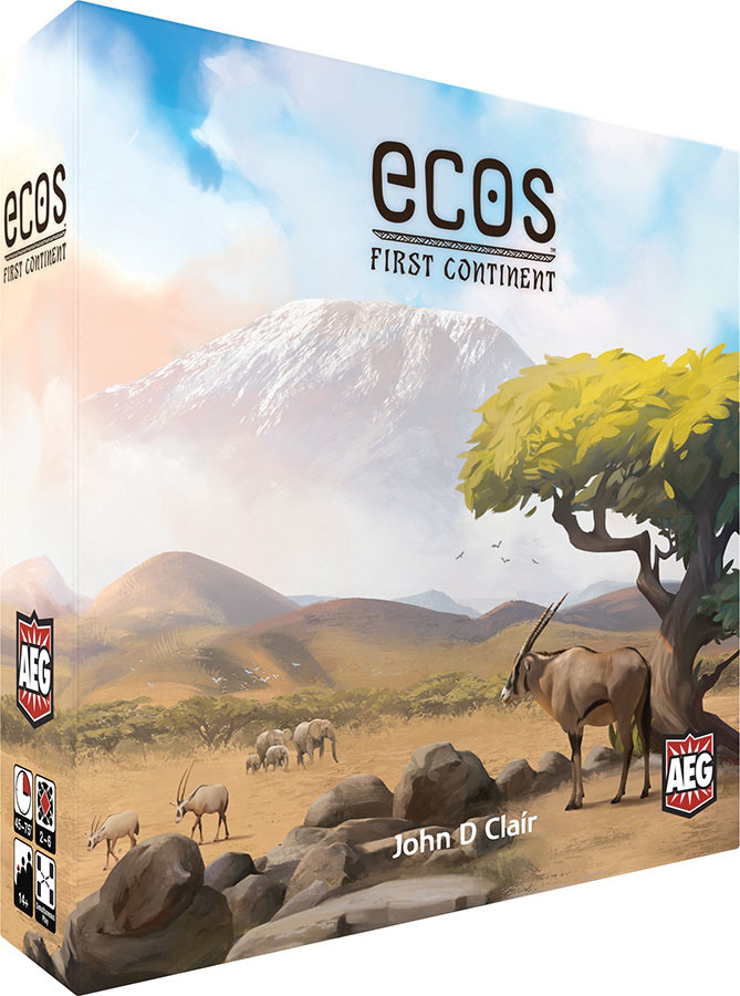 AEG ECOS: The First Continent