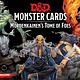 Gale Force Nine D&D RPG Monster Cards: Mordenkainen's Tome of Foes