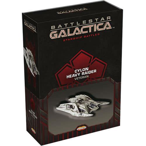 Ares Battlestar Galactica Starship Battles: Cylon Heavy Raider, Veteran