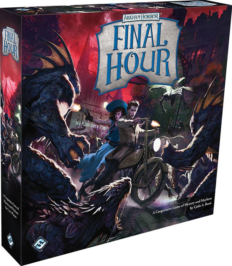 Fantasy Flight Arkham Horror: Final Hour